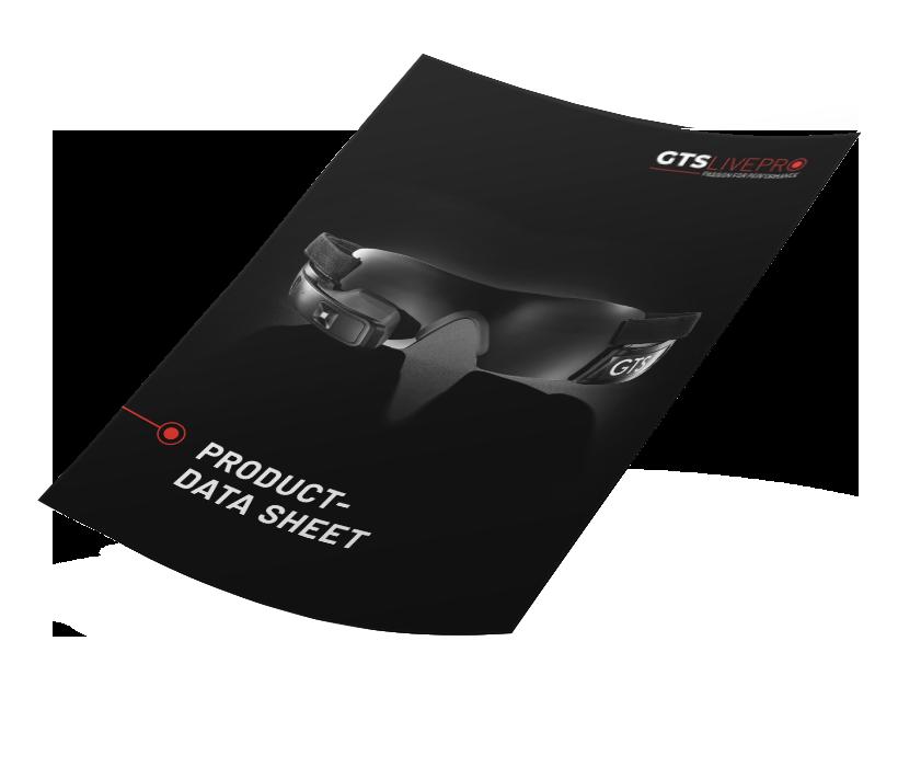 GTS Live Pro - Produktdatenblatt